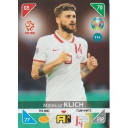 Mateusz Klich Polonia 141