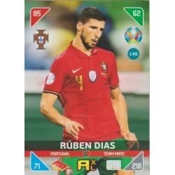 Rúben Dias Portugal 145