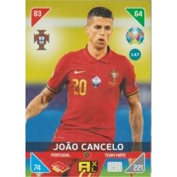 Joao Cancelo Portugal 147