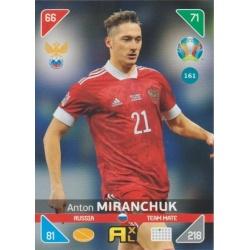 Anton Miranchuk Rusia 161