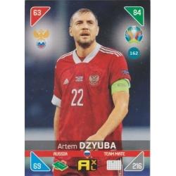 Artem Dzyuba Rusia 162