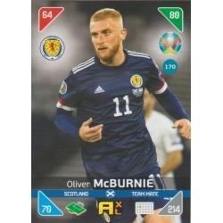 Oliver McBurnie Escocia 170