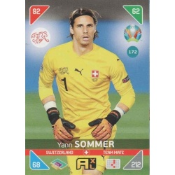 Yann Sommer Suiza 172