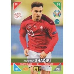 Xherdan Shaqiri Suiza 179