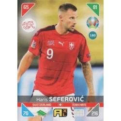 Haris Seferović Suiza 180