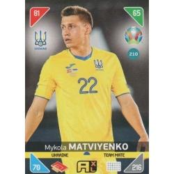 Mykola Matviyenko Ucrania 210