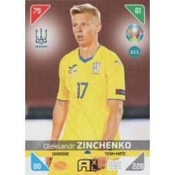 Oleksandr Zinchenko Ucrania 211