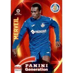 Merveil Panini Generation Getafe 240