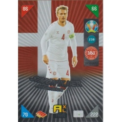 Simon Kjær Fans' Favourite Dinamarca 238
