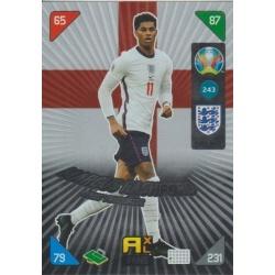 Marcus Rashford Fans' Favourite Inglaterra 243