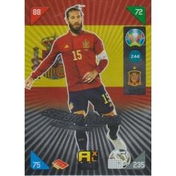 Sergio Ramos Fans' Favourite España 244