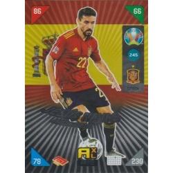 Jesús Navas Fans' Favourite España 245