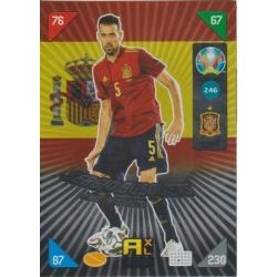 Sergio Busquets Fans' Favourite España 246