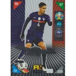 Raphaël Varane Fans' Favourite Francia 251