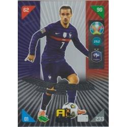 Antoine Griezmann Fans' Favourite Francia 252