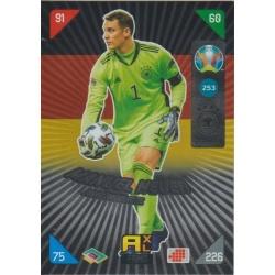 Manuel Neuer Fans' Favourite Alemania 253