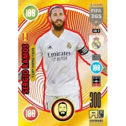 Sergio Ramos Top Master Real Madrid UE2