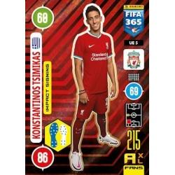 Kostas Tsimikas Impact Signing Liverpool UE5