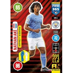 Nathan Aké Impact Signing Manchester City UE6