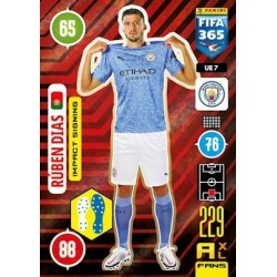 Rúben Dias Impact Signing Manchester City UE7