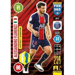 Alessandro Florenzi Impact Signing Paris Saint-Germain UE9