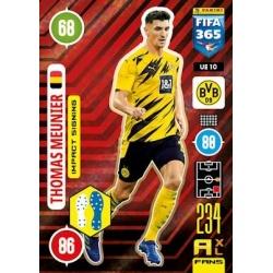 Thomas Meunier Impact Signing Borussia Dortmund UE10
