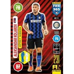 Aleksandar Kolarov Impact Signing Inter Milan UE11