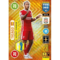 Thiago Alcantara Impact Signing Liverpool UE12