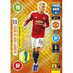 Donny van de Beek Impact Signing Manchester United UE13