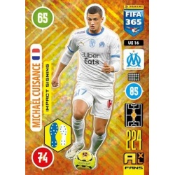 Michaël Cuisance Impact Signing Olympique Marseille UE16