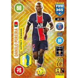 Danilo Pereira Impact Signing Paris Saint-Germain UE17
