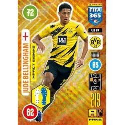 Jude Bellingham Impact Signing Borussia Dortmund UE19