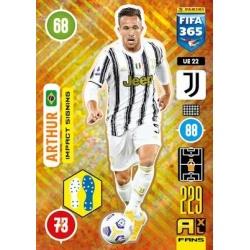 Arthur Impact Signing Juventus UE22