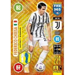 Federico Chiesa Impact Signing Juventus UE24