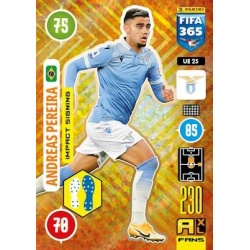 Andreas Pereira Impact Signing Lazio UE25