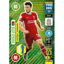 Diogo Jota Impact Signing Liverpool UE27