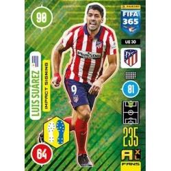 Luis Suárez Impact Signing Atletico Madrid UE30