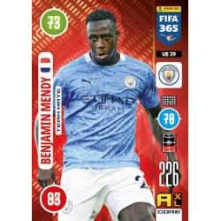 Benjamin Mendy Team Mate Manchester City UE39