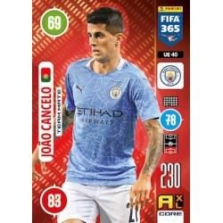 João Cancelo Team Mate Manchester City UE40