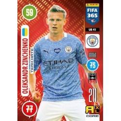 Oleksandr Zinchenko Team Mate Manchester City UE41