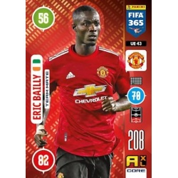 Eric Bailly Team Mate Manchester United UE43