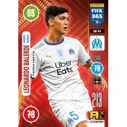Leonardo Balerdi Team Mate Olympique Marseille UE45