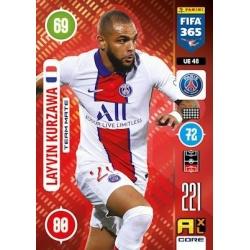 Layvin Kurzawa Team Mate Paris Saint-Germain UE48