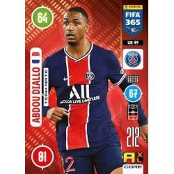 Abdou Diallo Team Mate Paris Saint-Germain UE49