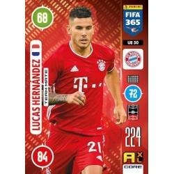 Lucas Hernández Team Mate Bayern Munchen UE50
