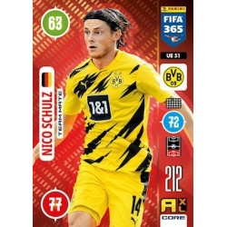 Nico Schulz Team Mate Borussia Dortmund UE51
