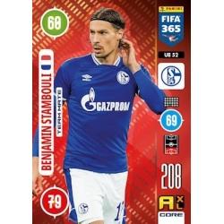 Benjamin Stambouli Team Mate Schalke 04 UE52