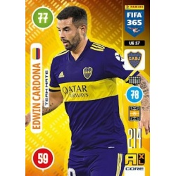 Edwin Cardona Team Mate Boca Juniors UE57