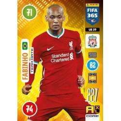 Fabinho Team Mate Liverpool UE59
