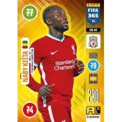 Naby Keita Team Mate Liverpool UE60